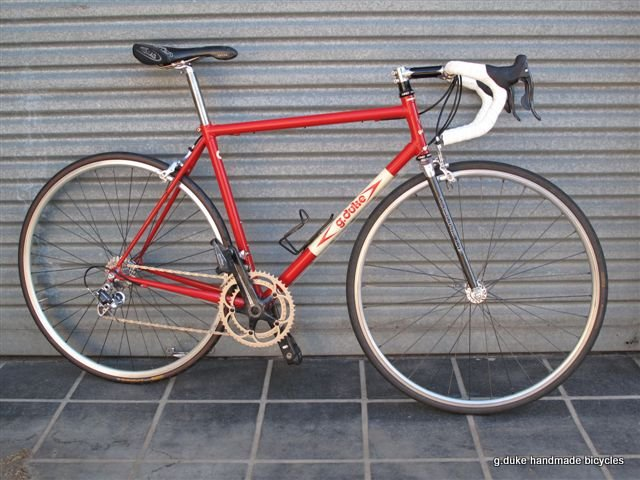 A Complete Compact Bike with Lugged Stem
