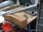 Fork Blade Bending