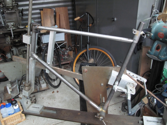 Jigging up the Raleigh