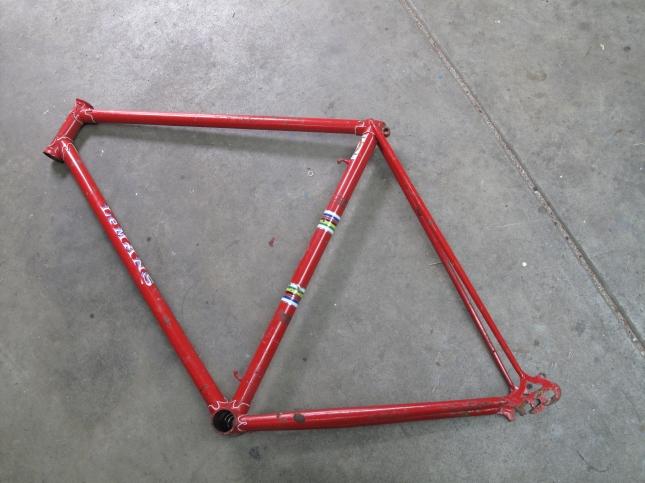 LeMans frame