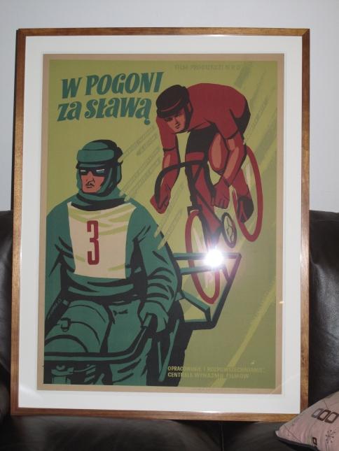 Poster framing by Bundit