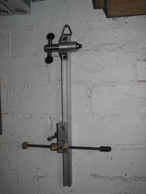 New hanger alignment tool for gduke frames