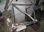 Colnago TT frame