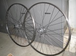 Gran Sport Hubs and Dunlop Special rim