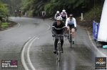 A wet day at Amy's GranFondo