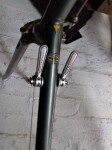 Campag downtube shifters