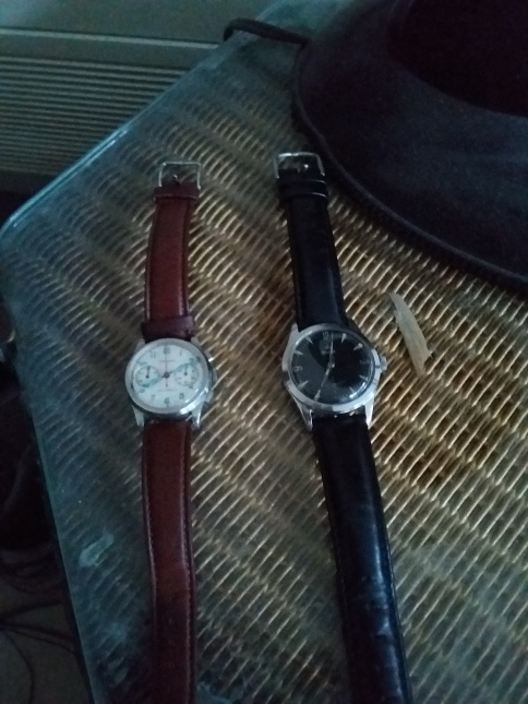 Vintage manual wind watches