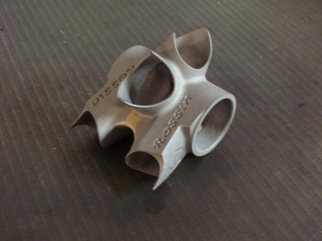 Rossin BB shell