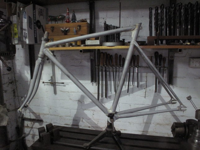 Rossin Low Pro frame and fork