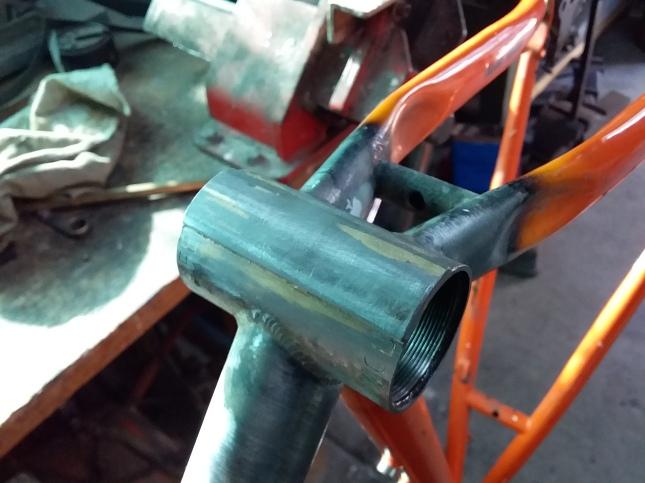 BB shell repair